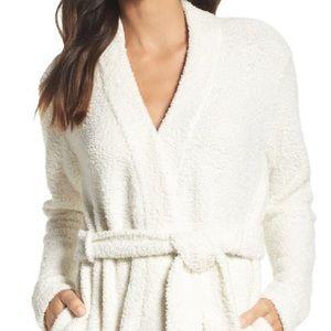 ONE DAY SALE New! UGG Ana Plush Robe In Cream